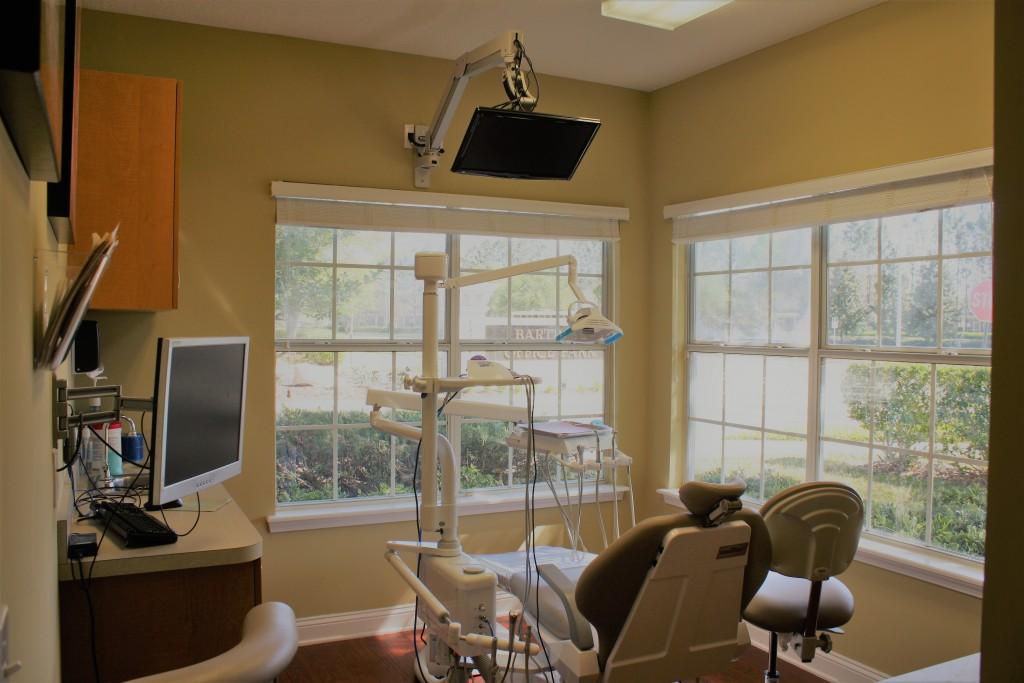The Patient room