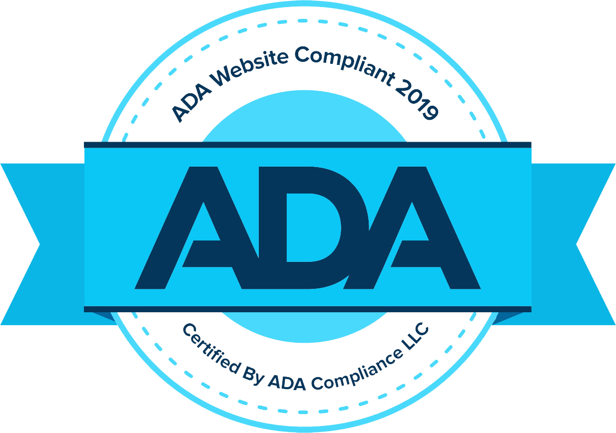 ada compliant badge